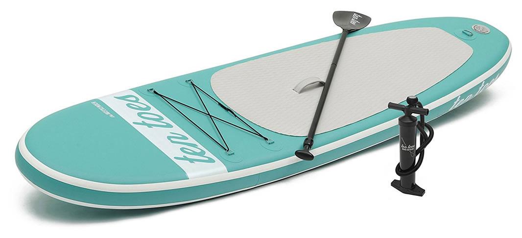 Ten-Toes-WEEKENDER-10-Feet-Inflatable-Standup-Paddleboard