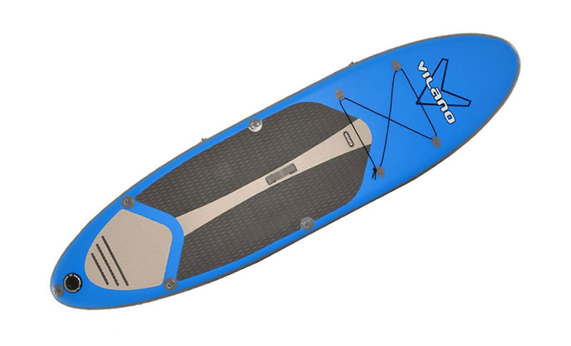 Vilano-Navigator-10-(6-Thick)-Inflatable-SUP-Stand-Up-Paddle-Board-Package
