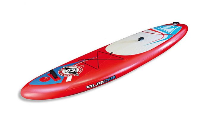 6 Best Paddle Boards For Racing Touring In 2017 Review