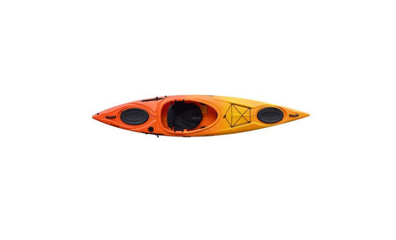 Riot Kayaks Enduro 12 HV Flatwater Day Touring Kayak