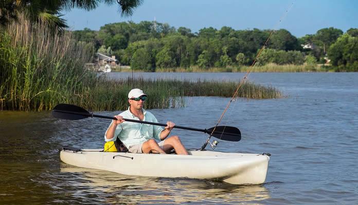 5 best fishing kayaks under 500 in 2017 reviews globo for Best fishing kayak 2017
