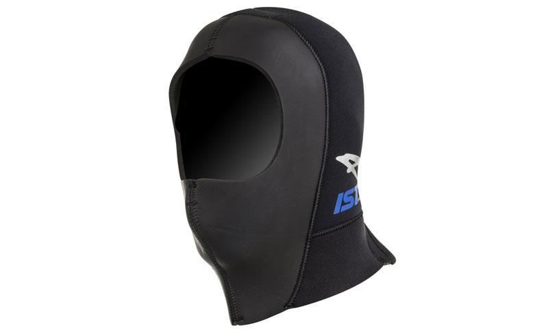 IST-Proline-HDN0250-Super-Stretch-Neoprene-Dive-Hood-with-Zip-Back